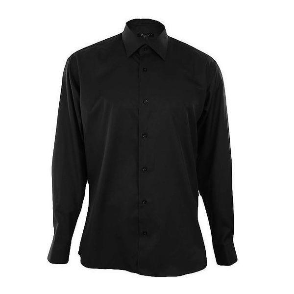 Pánská černá košile Dicotto