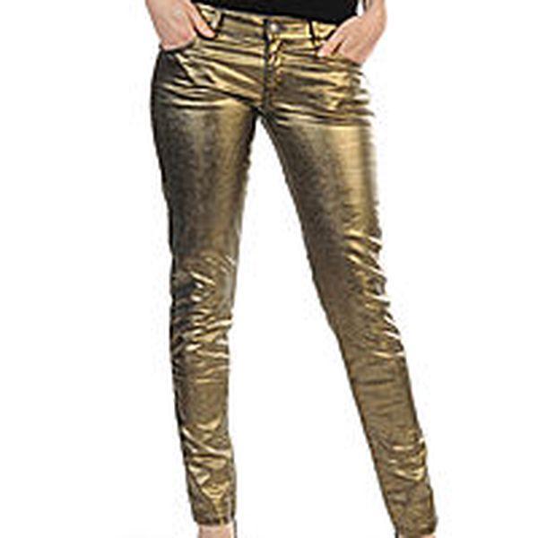 Pinko - trendy dámské slim fit džíny Black Illuminisimo s úzkými nohavicemi