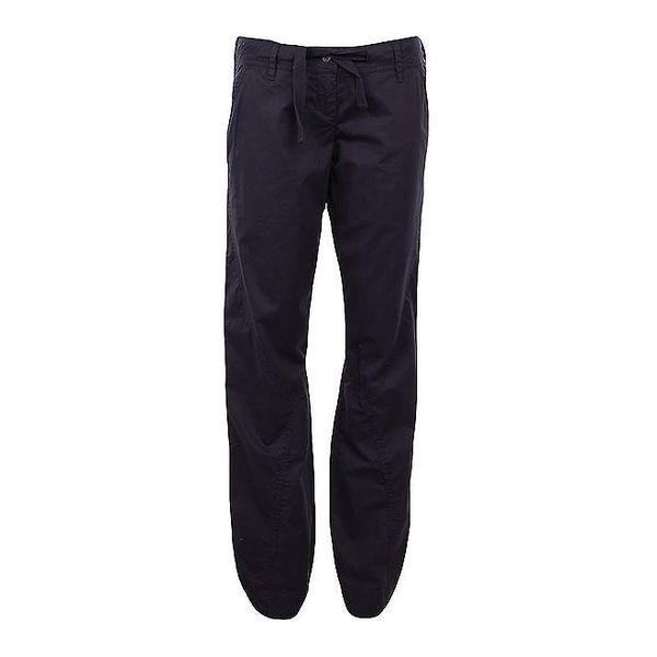 Dámské tmavomodré volnočasové kalhoty Northland
