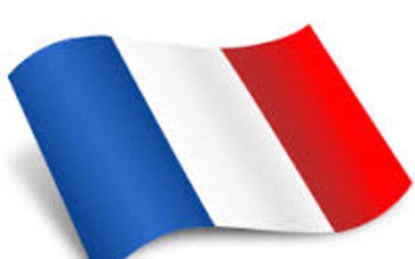 Skupinový kurz francouzštiny pro úplné začátečníky 1×týdně 90 minut (čt.16.20-17.50)