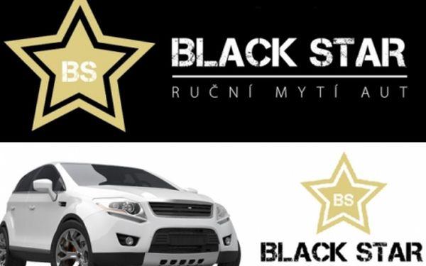 KOMPLETNÍ RUČNÍ MYTÍ AUTA! Již od 499 Kč v profesionální automyčce Blackstar! VÝBĚR ze 3 špičkových čisticích programů. Kompletní péče o exteriér i interiér auta! Vaše auto si to zaslouží!!!