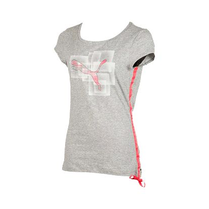 Dámské tričko z kolekce fitness - Puma MOVE GRAPHIC TEE