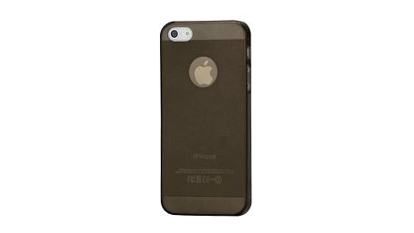 Pouzdro / kryt pro Apple iPhone 5 / 5S - ultratenký, šedý