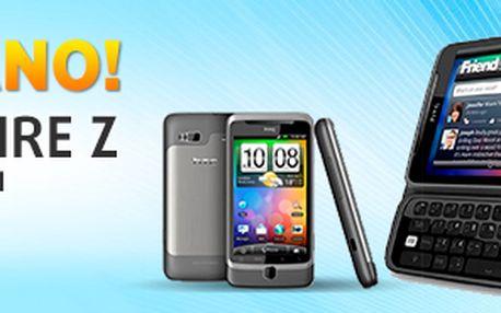 Mobilní telefon HTC Desire Z