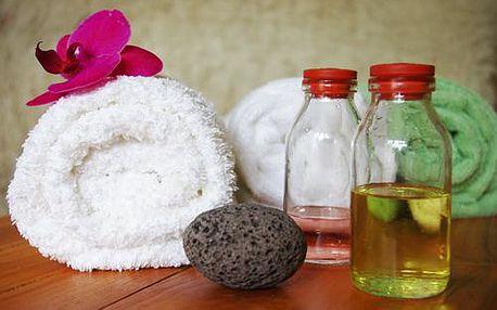 MASÁŽ DLE VLASTNÍHO VÝBĚRU v délce 60 min. Vyberte si: klasická masáž, baňky, Breussova masáž.