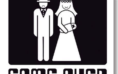 Set 6 tácků Game Over