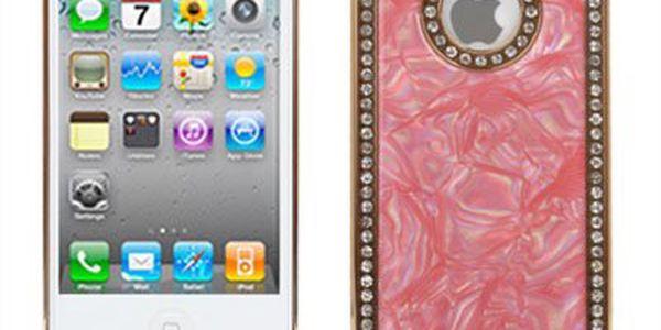 Pouzdro / kryt pro Apple iPhone 4 / 4S - kolekce Marble - DOPRODEJ