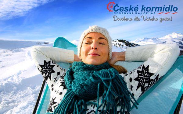 Velikonoční lyžování v Alpách se skipasem, dopravou a polopenzí
