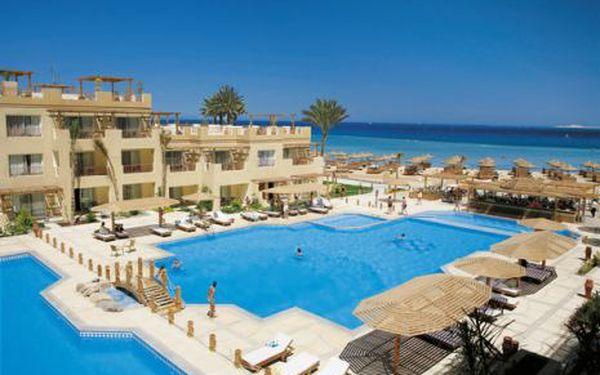 Egypt, oblast Safaga, all Inclusive, ubytování v 4,5* hotelu na 8 dní