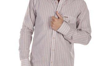 Pánská košile s drobnými proužky Bendorff Next