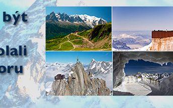 Mount Blanc a Ženeva - poznávací zájezd