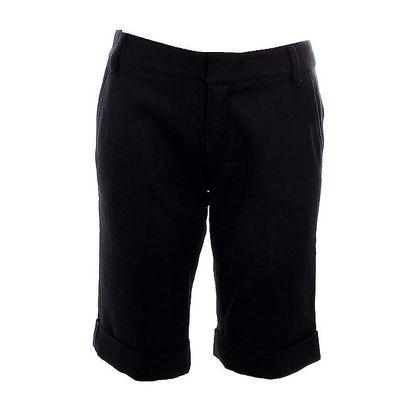 Dámské krátké černé kalhoty Mexx