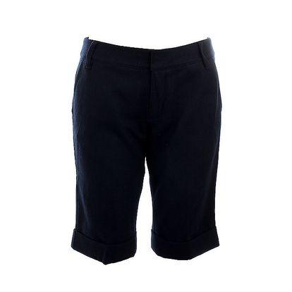 Dámské krátké tmavě modré kalhoty Mexx