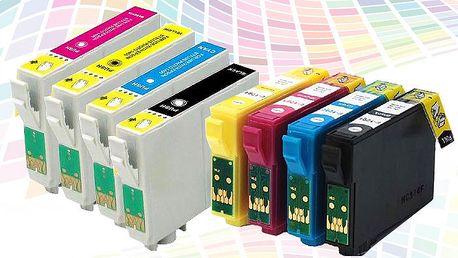 2 varianty sad náplní do tiskáren Epson