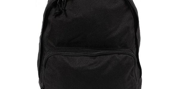 Praktický unisex batoh od ONeill, proveden v černé barvě