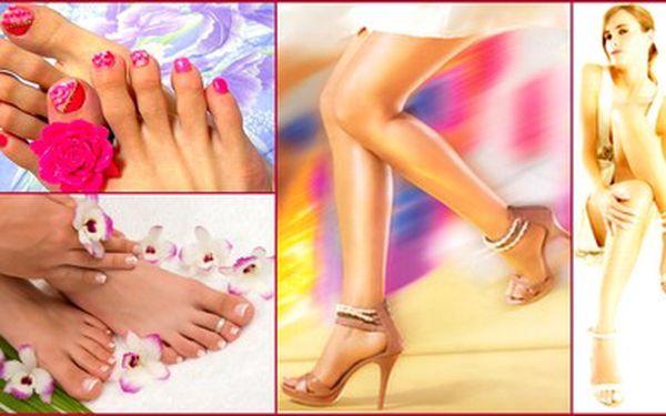Jen úžasných 169 Kč za profesionální modeláž nehtů na nohou v Nehtovém a Relaxačním Centru DUHA Hanky Kopecké v Plzni. Ať je slunce nebo bláto, mít krásné a upravené nožičky stojí vždy za to, dopřejte si je s 52% slevou:-)