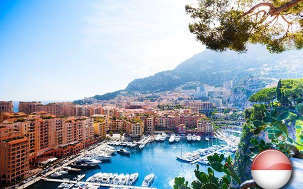 Celý den v Monaku, zemi kasin a luxusu - jarní poznávací zájezd