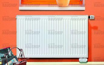Deskové otopné těleso KORADO RADIK VK typ 20 - 500 x 400 mm