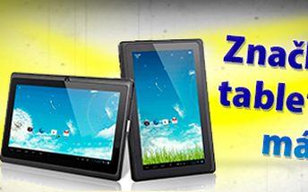 "Tablet SMOKETECH 7"" snoubí design a kvalitu."