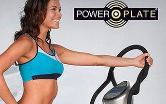 Pouhých 149 Kč za 3x cvičení na Powerplate (3 x 30min) s instruktáží.