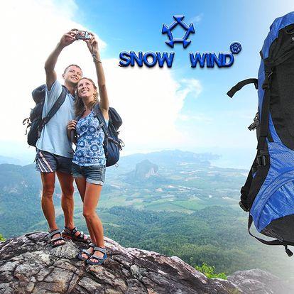 Batoh SNOW WIND 50+5L ve 3 barvách s poštovným…