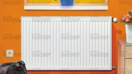 Deskové otopné těleso KORADO RADIK KLASIK typ 20 - 500 x 400 mm