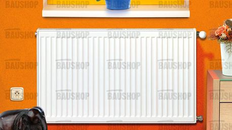 Deskové otopné těleso KORADO RADIK KLASIK typ 10 - 500 x 400 mm