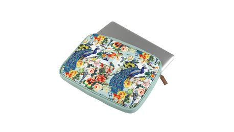 Obal na notebook Peacock od Wild & Wolf