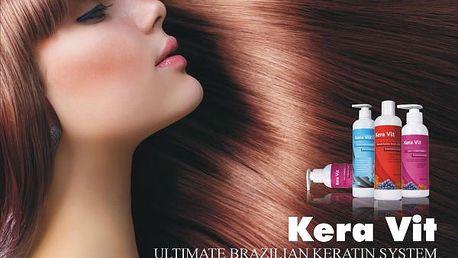 Pro vlasy - Brazilský keratin pro domácí péči