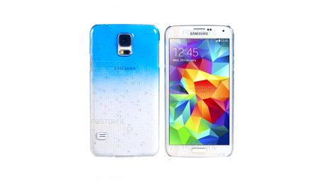Obal pro Samsung Galaxy S5 I9600 - efekt deště a poštovné ZDARMA! - 11009373
