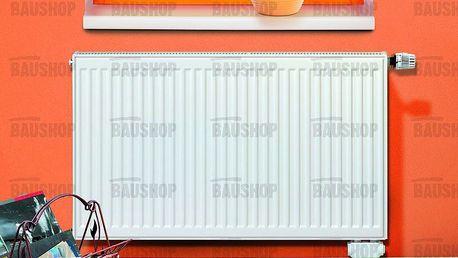 Deskové otopné těleso KORADO RADIK VK typ 10 - 500 x 400 mm
