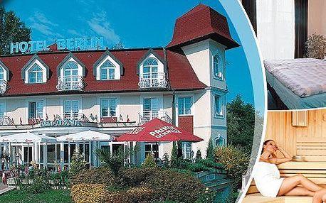 Lázeňské blaho v hotelu Berlin*** Mariánské Lázně! Pobyt na 3 nebo 6 dní se snídaní či polopenzí, masážemi, zábaly, pobytem v solné jeskyni a spoustu dalšího! Luxusní hýčkání za skvělou cenu ve věhlasných lázních.