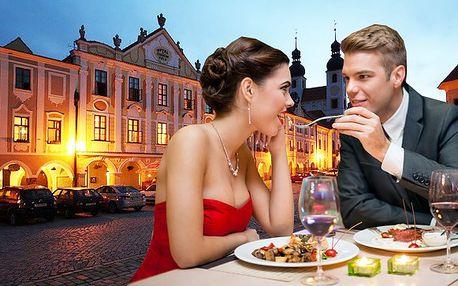 Romantický pobyt v Telči