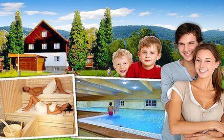 Morávka a beskydský wellness resort s bazénem i saunou. Vnitřní bazén s léčivou mořskou vodou a sauna po celou dobu zdarma v Mountain resortu Morávka. Prožijte jaro v objetí Beskyd a užijte si nekonečný wellness relax!