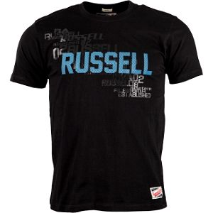 Pánské tričko Russell Athletic T-SHIRT MEN černá