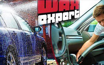 Exkluzivní péče o váš vůz - kompletní ruční mytí, leštění, čištění interiéru a další služby