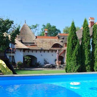 Pojeďte relaxovat do krajiny jihoslovenských termálních koupališť. 4 dny pro dva za cca 2630 Kč.
