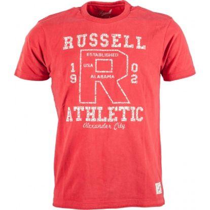 Pánské tričko russell athletic big logo men