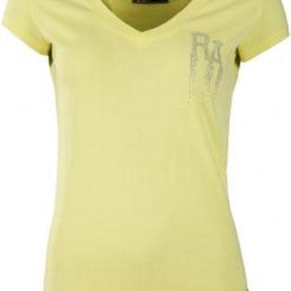 Russell Athletic INLINE TEE žlutá M