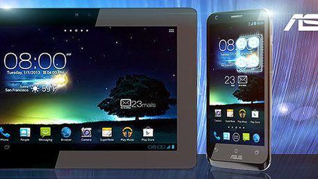 Tablet a mobil Asus PadFone 2 (64 GB) v bílé nebo černé barvě