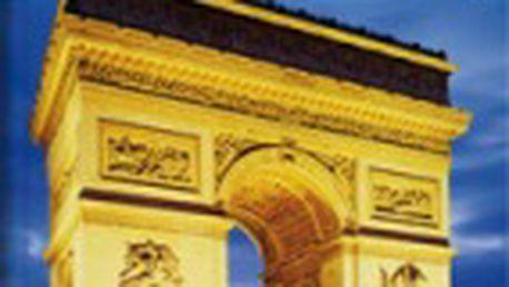 Paříž /Lingea/ Inspirace na cesty