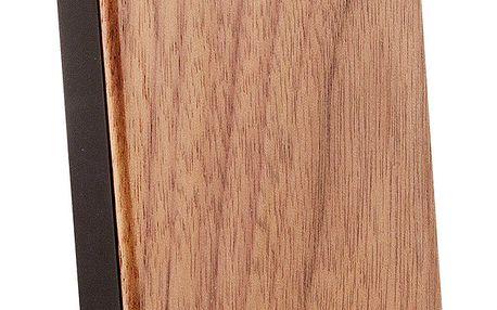 Pouzdro pro iPhone 5/5S z přírodního tmavého dřeva