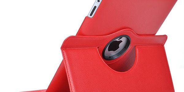 Červený kryt na iPad 2/3/4