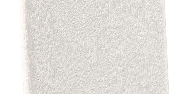 Bílé Flip pouzdro pro Samsung Galaxy Note 3