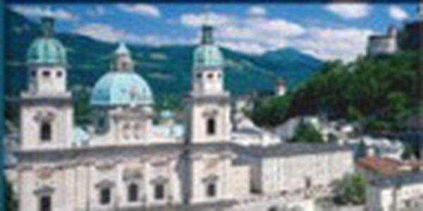 Salzburg /Lingea/ Inspirace na cesty