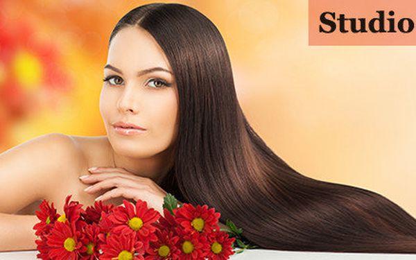 Ošetření vlasů luxusním brazilským keratinem Cocochoco Professional