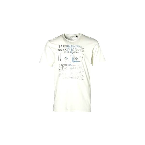 O'Neill LM MEN TEE NEWSPAPERS M