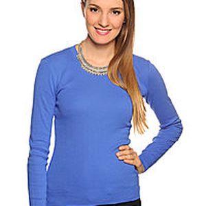 Benetton - klasický dámský slim fit svetr