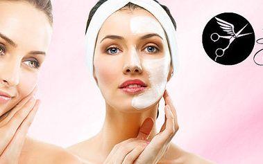 Exkluzivní kosmetická péče s masáží obličeje