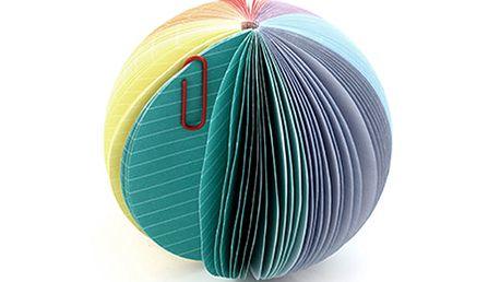 Poznámkový bloček Balloon